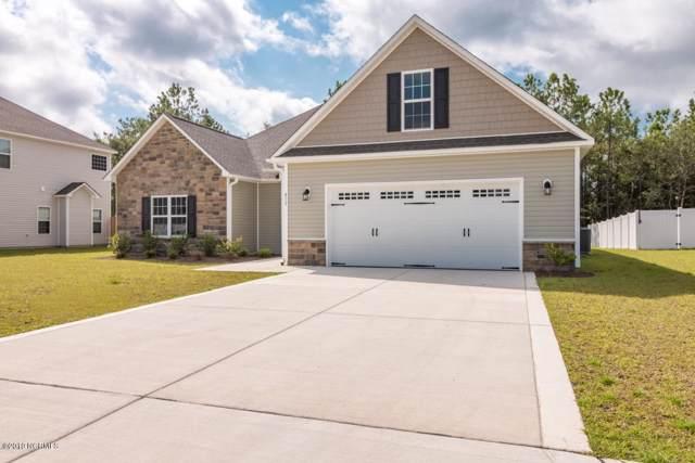 208 Knightheads Drive, Swansboro, NC 28584 (MLS #100186700) :: Berkshire Hathaway HomeServices Hometown, REALTORS®