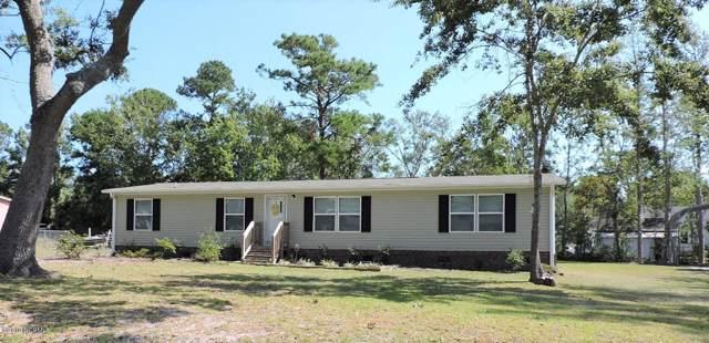 111 Lejeune Road, Cape Carteret, NC 28584 (MLS #100186724) :: Barefoot-Chandler & Associates LLC