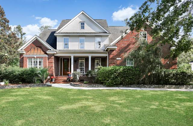 327 Marsh Oaks Drive, Wilmington, NC 28411 (MLS #100186855) :: Courtney Carter Homes