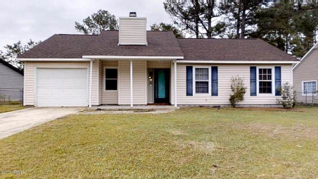 118 Hunting Green Drive, Jacksonville, NC 28546 (MLS #100186860) :: Castro Real Estate Team