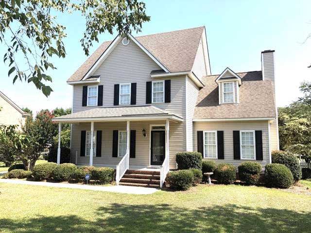 1659 Fountain Branch Road, Rocky Mount, NC 27803 (MLS #100186930) :: The Keith Beatty Team