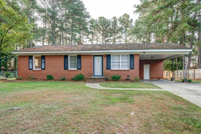 3618 Longleaf Drive NE, Elm City, NC 27822 (MLS #100186984) :: RE/MAX Elite Realty Group
