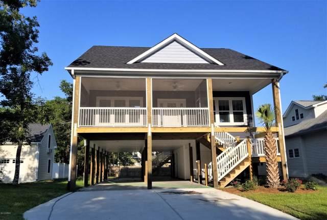 135 NW 17th Street, Oak Island, NC 28465 (MLS #100187036) :: Coldwell Banker Sea Coast Advantage
