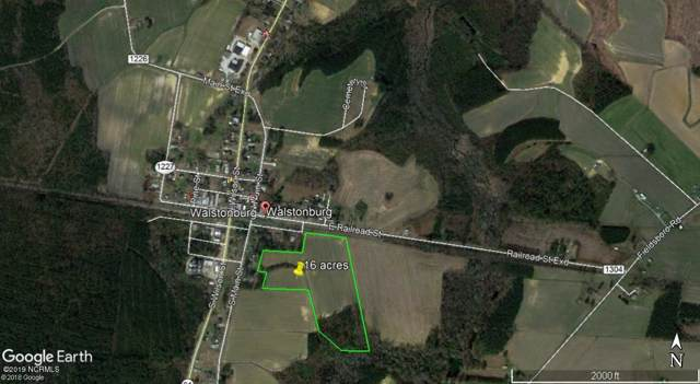 0 E Railroad Avenue, Walstonburg, NC 27888 (MLS #100187122) :: CENTURY 21 Sweyer & Associates