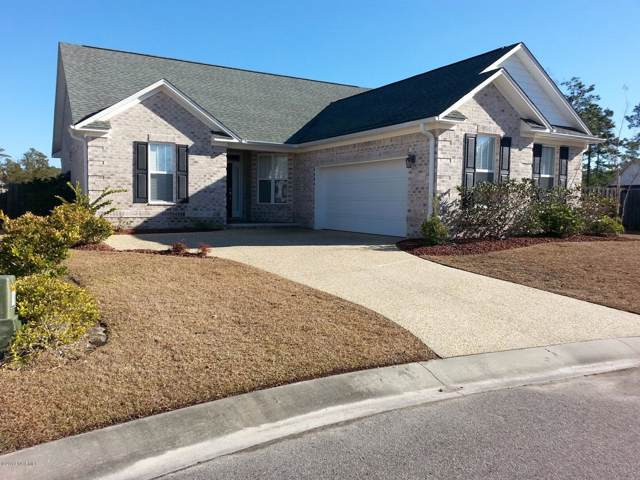 1407 Vitis Court, Bolivia, NC 28422 (MLS #100187133) :: Coldwell Banker Sea Coast Advantage
