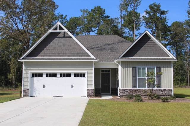 450 Bronze Drive, Rocky Point, NC 28457 (MLS #100187138) :: Courtney Carter Homes
