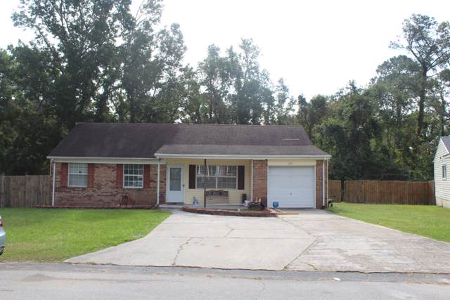 210 Princeton Drive, Jacksonville, NC 28546 (MLS #100187156) :: Courtney Carter Homes