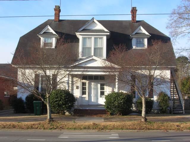103 N Haughton Street, Williamston, NC 27892 (MLS #100187166) :: The Bob Williams Team