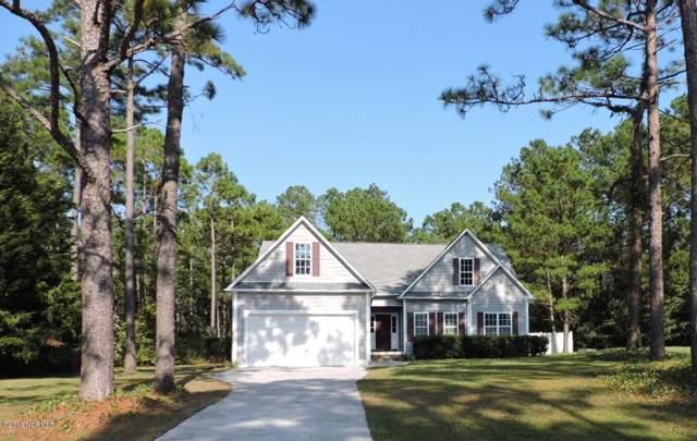 299 Star Hill Drive, Cape Carteret, NC 28584 (MLS #100187180) :: Courtney Carter Homes