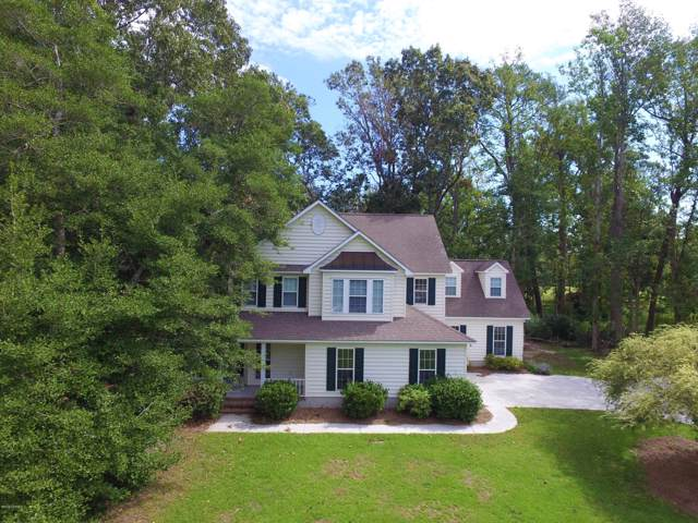 316 Emerywood Drive, Morehead City, NC 28557 (MLS #100187283) :: RE/MAX Essential