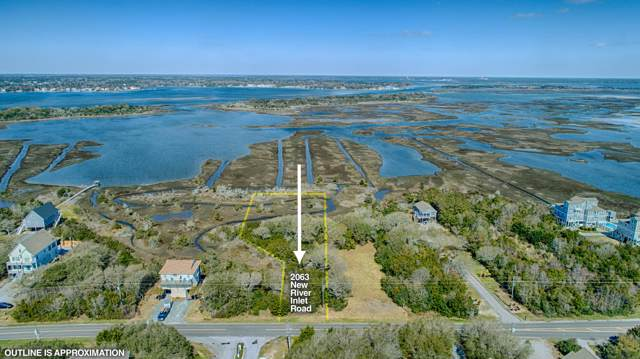 2063 New River Inlet Road, North Topsail Beach, NC 28460 (MLS #100187288) :: Castro Real Estate Team