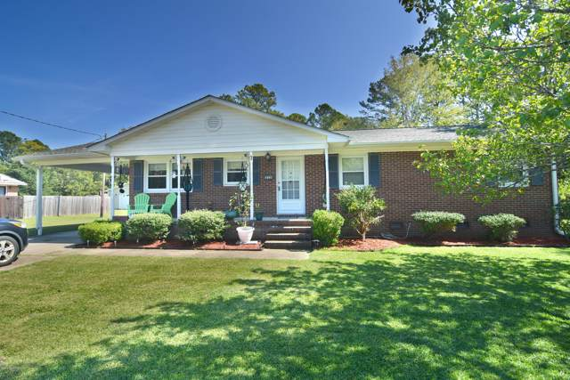 222 Hollywood Boulevard, Havelock, NC 28532 (MLS #100187296) :: Courtney Carter Homes