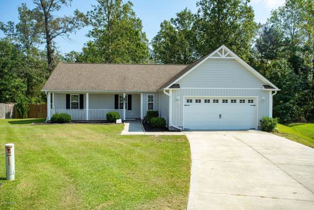 604 Marley Court, Jacksonville, NC 28540 (MLS #100187331) :: Chesson Real Estate Group