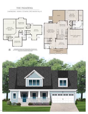906 Trace Drive, Wilmington, NC 28411 (MLS #100187383) :: Courtney Carter Homes