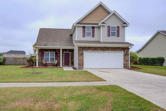 135 Moonstone Court, Jacksonville, NC 28546 (MLS #100187394) :: The Oceanaire Realty