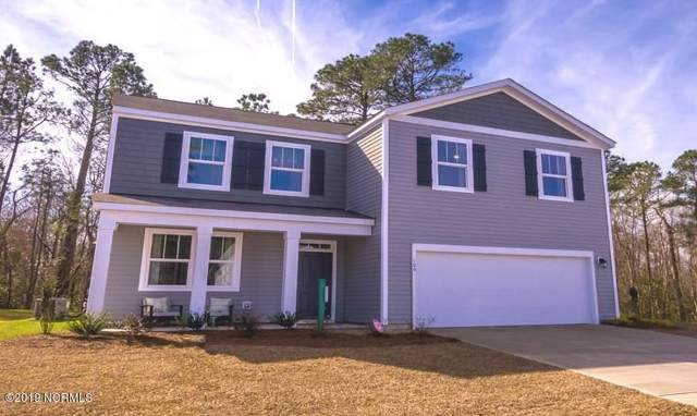 190 Everett Yopp Drive Site 9, Sneads Ferry, NC 28460 (MLS #100187408) :: RE/MAX Elite Realty Group