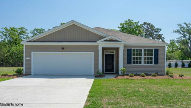204 Everett Yopp Drive #12, Sneads Ferry, NC 28460 (MLS #100187411) :: RE/MAX Elite Realty Group