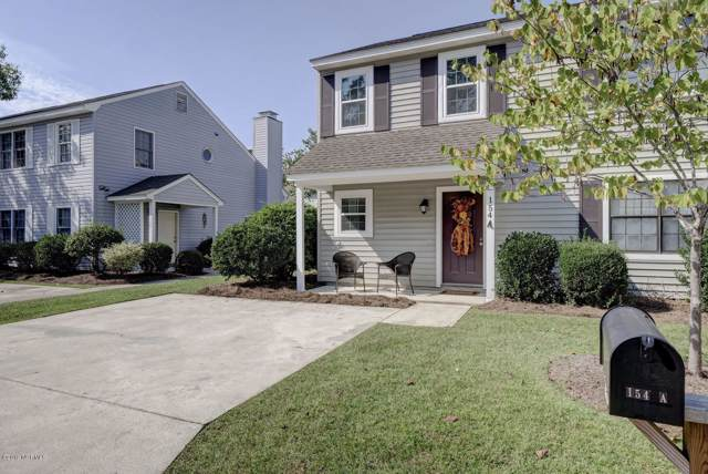 154 Lullwater Drive A, Wilmington, NC 28403 (MLS #100187437) :: The Keith Beatty Team