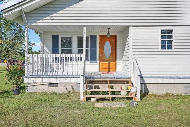 159 Shady Lane Road, Watha, NC 28478 (MLS #100187463) :: CENTURY 21 Sweyer & Associates