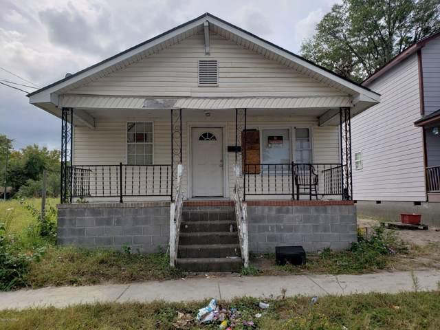 414 Swann Street, Wilmington, NC 28401 (MLS #100187476) :: The Bob Williams Team