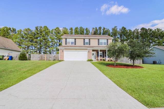 107 Maidstone Drive, Richlands, NC 28574 (MLS #100187481) :: RE/MAX Elite Realty Group