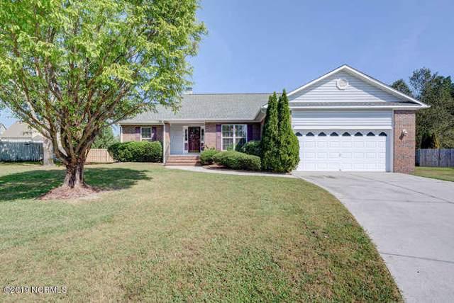 215 Lansing Court, Jacksonville, NC 28540 (MLS #100187508) :: Berkshire Hathaway HomeServices Hometown, REALTORS®