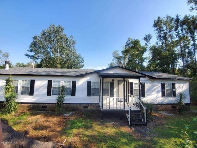 112 June Holland Drive, Swansboro, NC 28584 (MLS #100187563) :: CENTURY 21 Sweyer & Associates