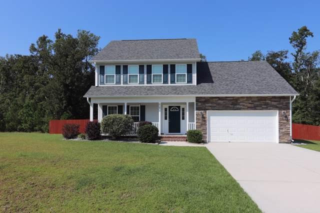 418 Sundown Court, Hubert, NC 28539 (MLS #100187588) :: Berkshire Hathaway HomeServices Hometown, REALTORS®