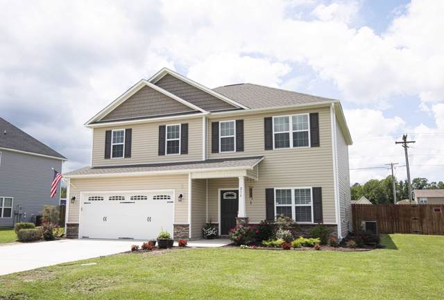 216 Adagio Trail, Richlands, NC 28574 (MLS #100187596) :: RE/MAX Elite Realty Group