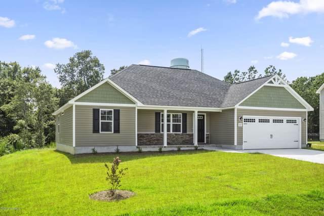 204 Tappi Terrace, Hubert, NC 28539 (MLS #100187646) :: RE/MAX Elite Realty Group