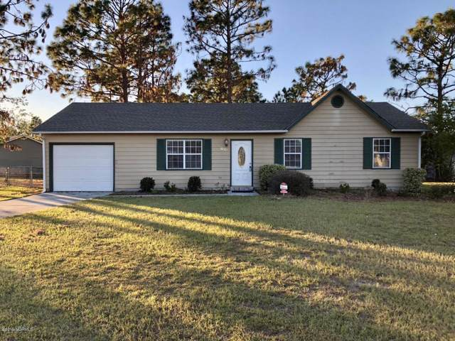 600 Calabash Drive, Hubert, NC 28539 (MLS #100187671) :: Courtney Carter Homes