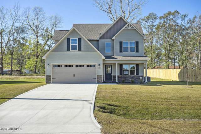 108 Sonia Drive, Hubert, NC 28539 (MLS #100187726) :: The Bob Williams Team