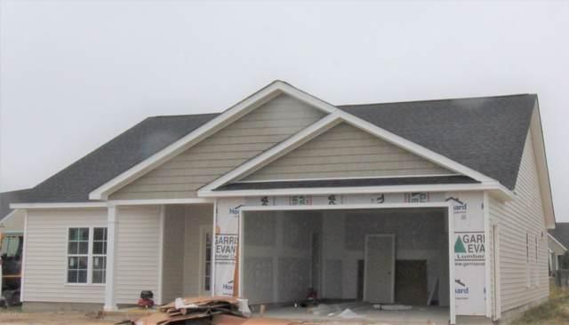 1708 Pencross Drive, Greenville, NC 27834 (MLS #100187733) :: RE/MAX Elite Realty Group