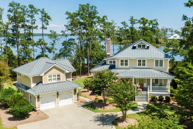 53 Quidley Cove, Oriental, NC 28571 (MLS #100187737) :: The Bob Williams Team