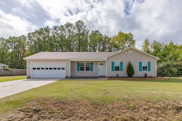 205 Winterberry Court, Jacksonville, NC 28540 (MLS #100187748) :: Chesson Real Estate Group