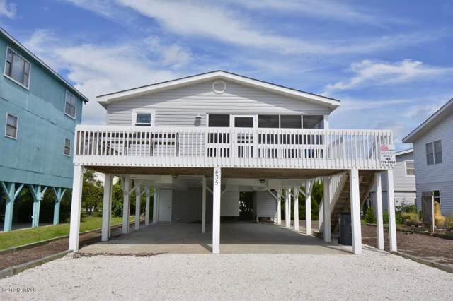 435 32nd Street, Sunset Beach, NC 28468 (MLS #100187830) :: Castro Real Estate Team