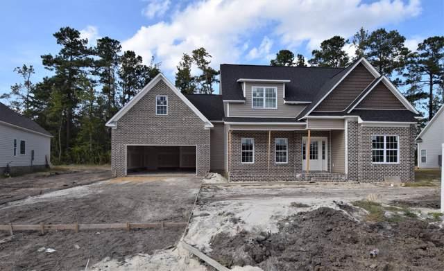 4017 Barrington Drive, Greenville, NC 27834 (MLS #100187859) :: RE/MAX Elite Realty Group