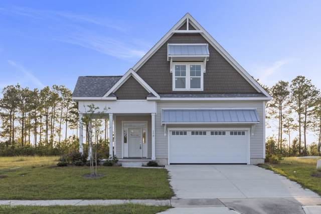 178 Spicer Lake Drive, Holly Ridge, NC 28445 (MLS #100187863) :: RE/MAX Elite Realty Group