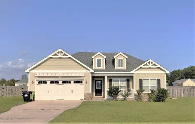 287 Hardison Road, Holly Ridge, NC 28445 (MLS #100187909) :: The Oceanaire Realty