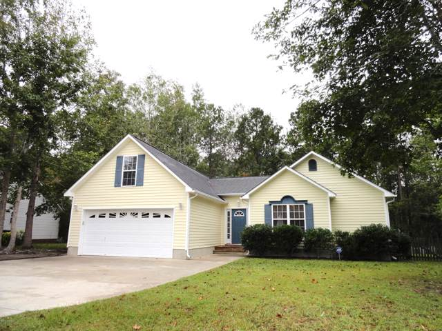 119 Farina Drive, Havelock, NC 28532 (MLS #100187943) :: CENTURY 21 Sweyer & Associates