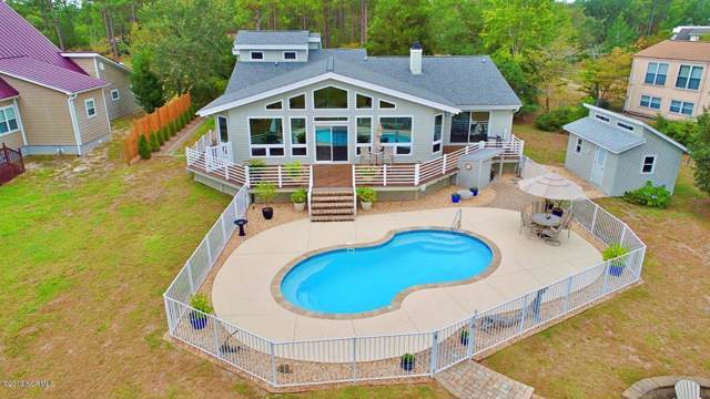 561 S Shore Drive, Southport, NC 28461 (MLS #100187975) :: CENTURY 21 Sweyer & Associates