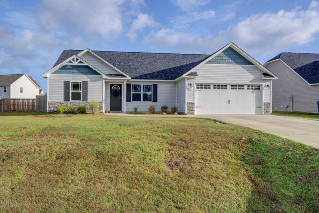 221 Breakwater Drive, Sneads Ferry, NC 28460 (MLS #100188018) :: Courtney Carter Homes