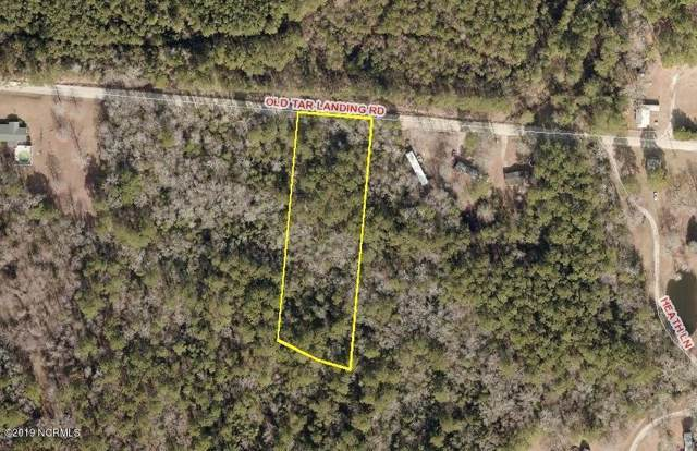 Lot 4 Old Tar Landing Road, Jacksonville, NC 28540 (MLS #100188022) :: The Bob Williams Team