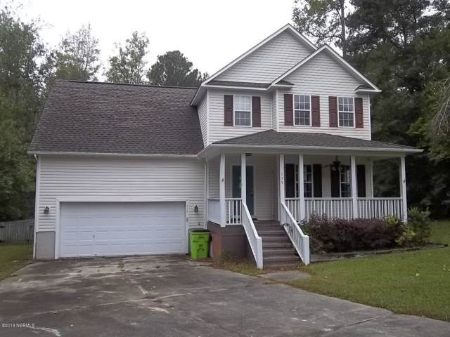 117 Lee K Allen Drive, Havelock, NC 28532 (MLS #100188029) :: CENTURY 21 Sweyer & Associates