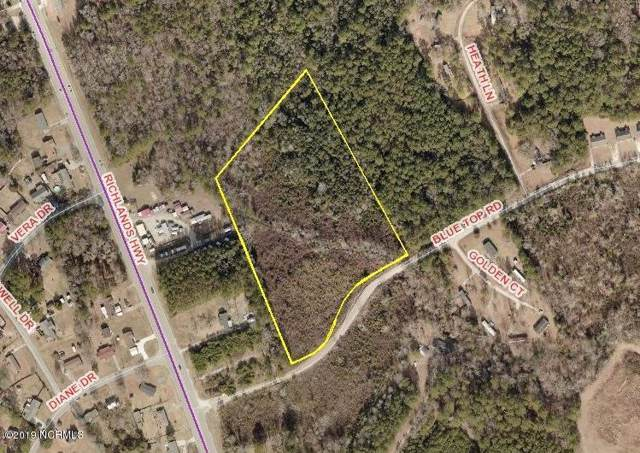 Lot 8 Blue Top Road, Jacksonville, NC 28540 (MLS #100188033) :: The Bob Williams Team
