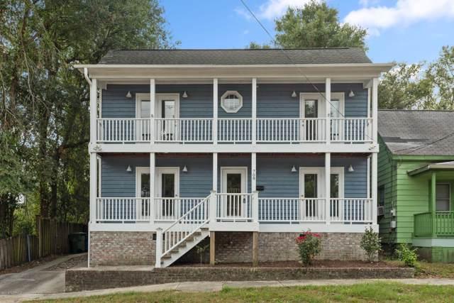 708 Brunswick Street, Wilmington, NC 28401 (MLS #100188045) :: Courtney Carter Homes