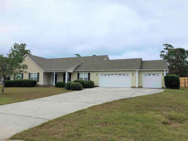 512 Quailwood Court, Cape Carteret, NC 28584 (MLS #100188056) :: Courtney Carter Homes