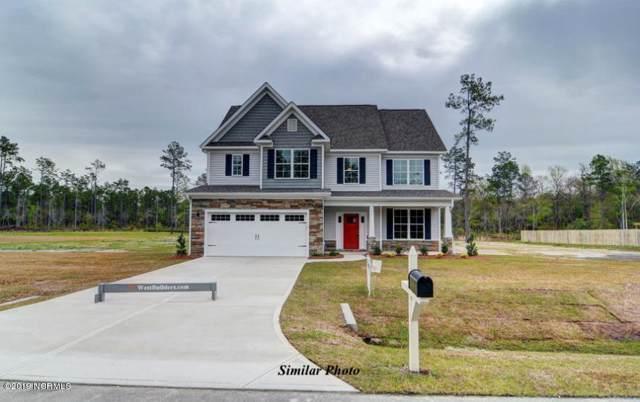 609 Heather Haven Lane, Hubert, NC 28539 (MLS #100188073) :: Berkshire Hathaway HomeServices Hometown, REALTORS®