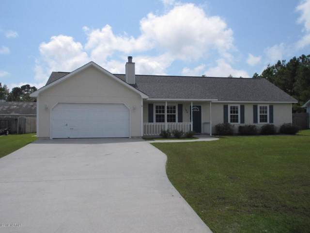 104 Foxden Drive, Hubert, NC 28539 (MLS #100188124) :: Berkshire Hathaway HomeServices Hometown, REALTORS®
