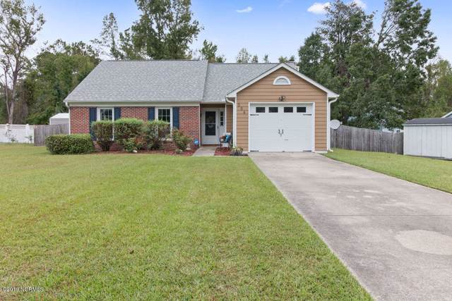 534 Shadowridge Road, Jacksonville, NC 28546 (MLS #100188125) :: CENTURY 21 Sweyer & Associates
